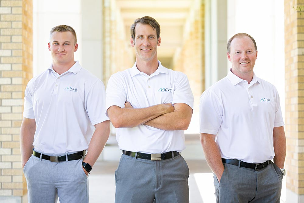 Fort Worth Chiropractor Dr. Jeff Johnson, Dr. Justin Parker, Dr. David Farley