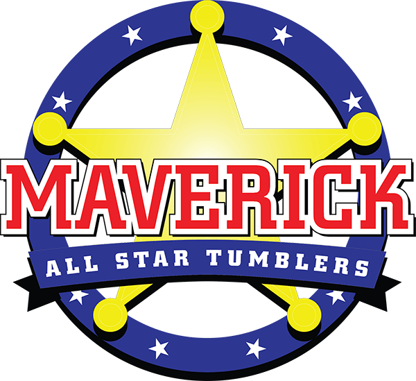 Maverick All Star Tumblers Logo